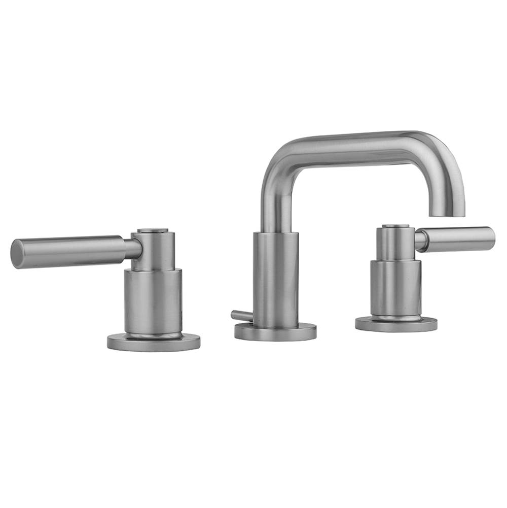 Jaclo Widespread Bathroom Sink Faucets item 8882-L-1.2-WH
