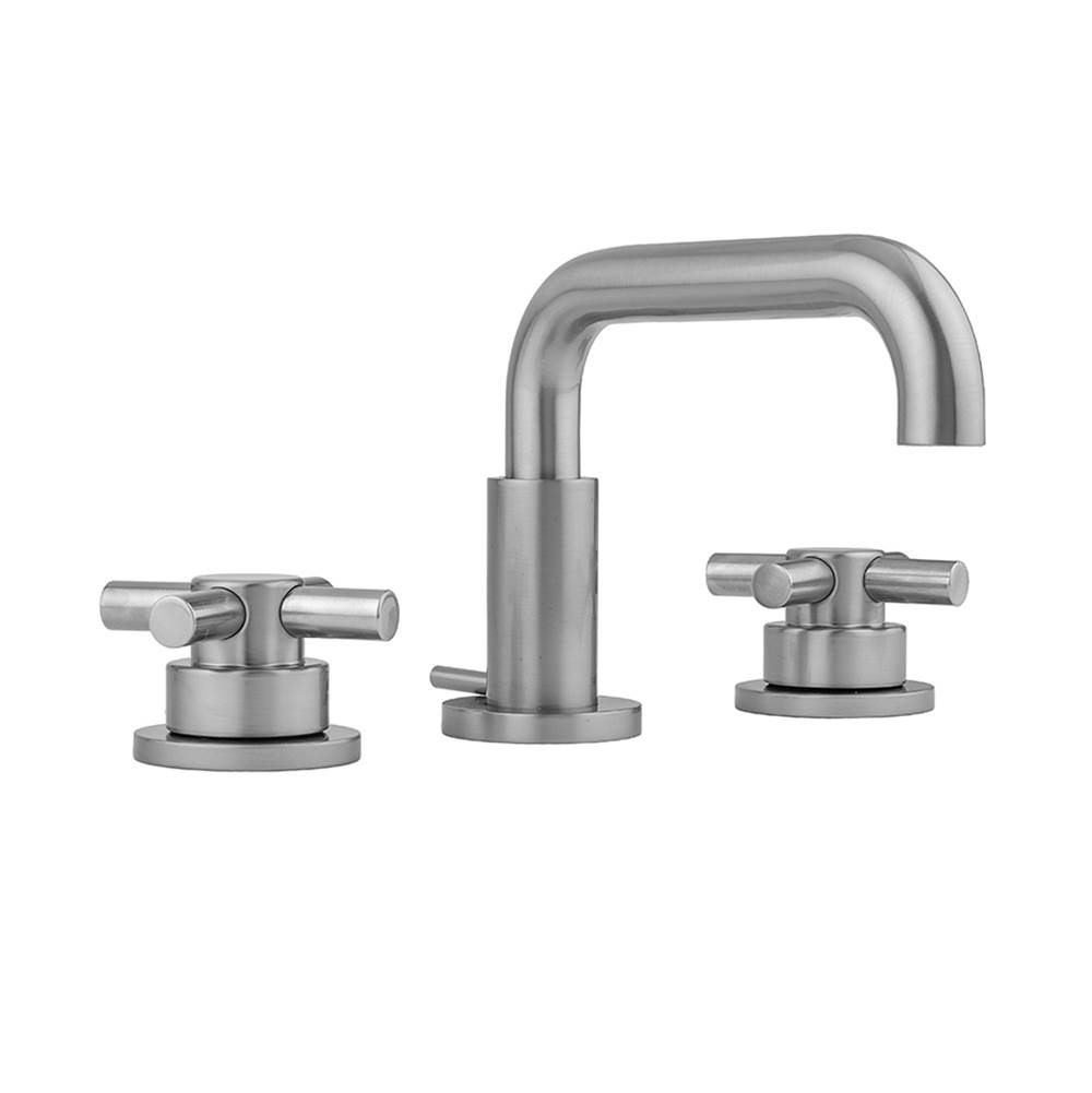 Jaclo Widespread Bathroom Sink Faucets item 8882-T630-1.2-SB