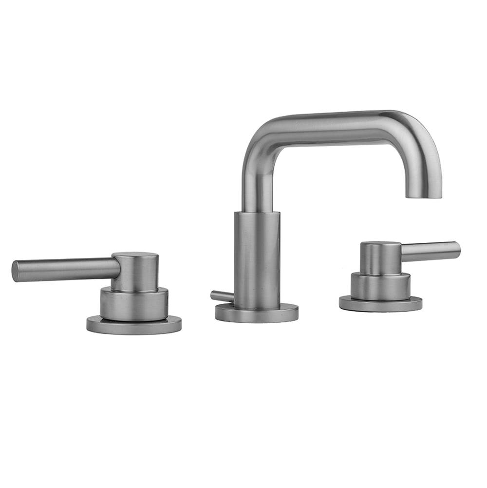Jaclo Widespread Bathroom Sink Faucets item 8882-T632-836-SB