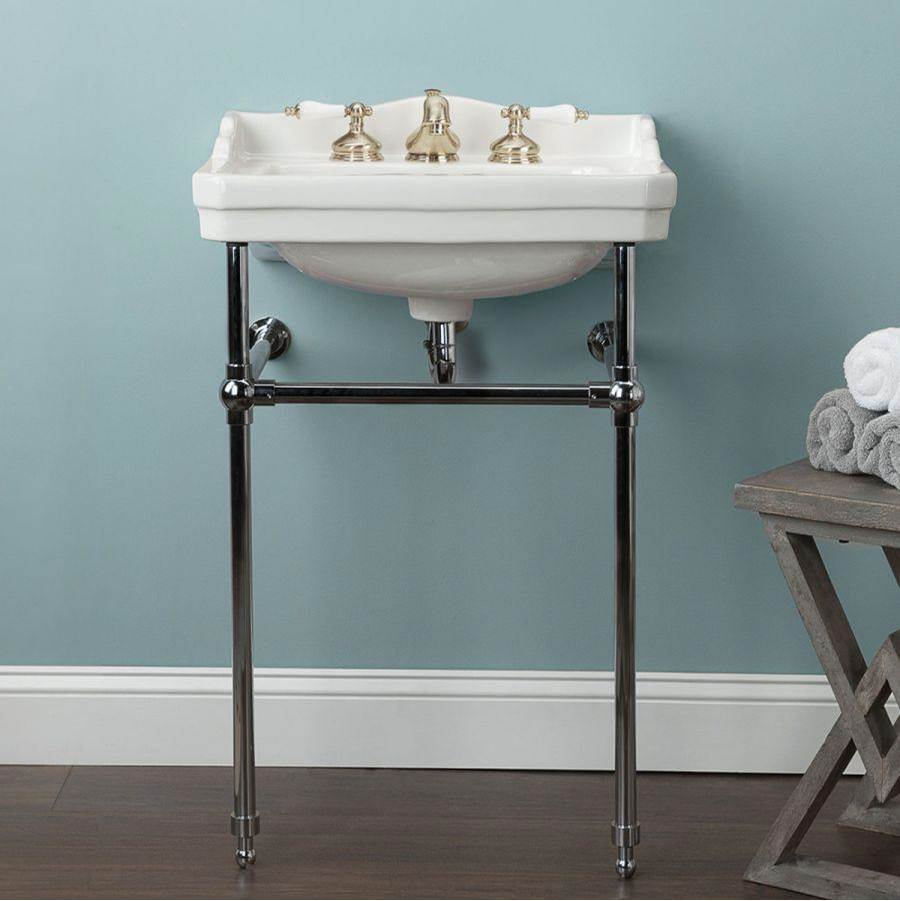 Maidstone Lavatory Console Bathroom Sinks item 138-CNS82-6