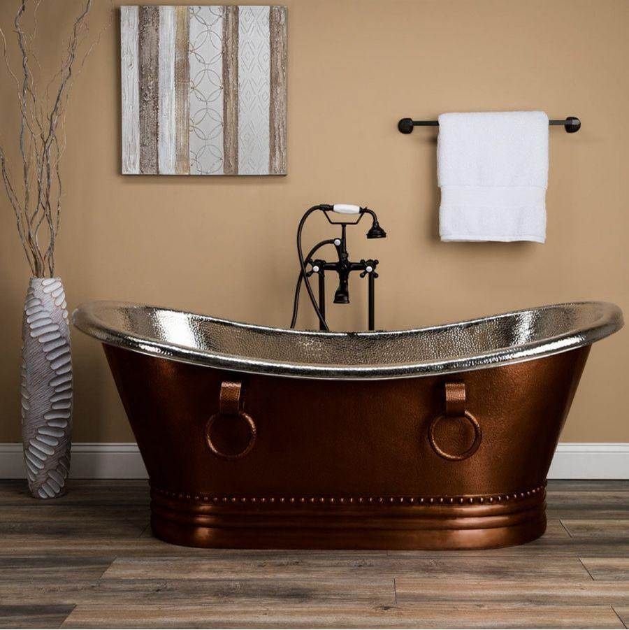 Maidstone Free Standing Soaking Tubs item 3DS66-0-BS-R