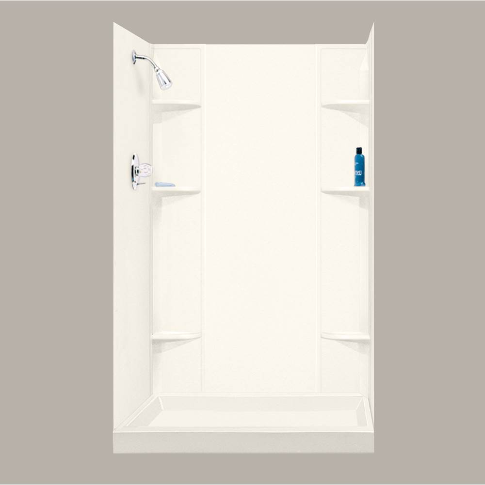 Mustee And Sons Shower Wall Shower Enclosures item 260BN