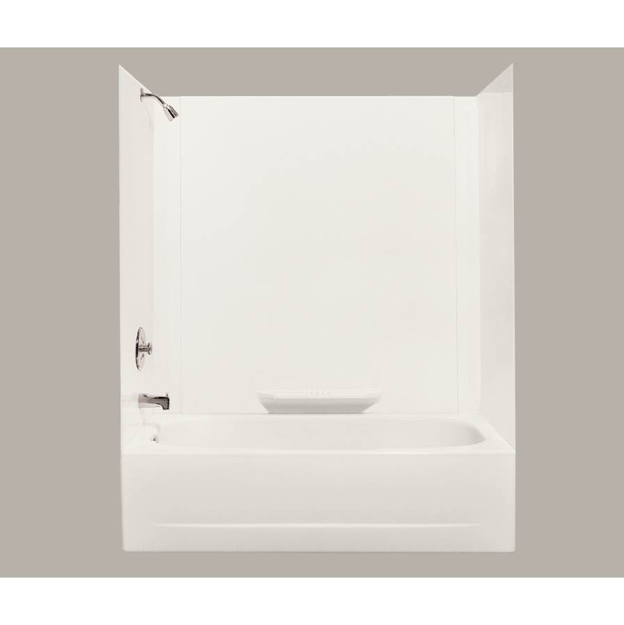 Mustee And Sons Single Wall Shower Enclosures item 350BT