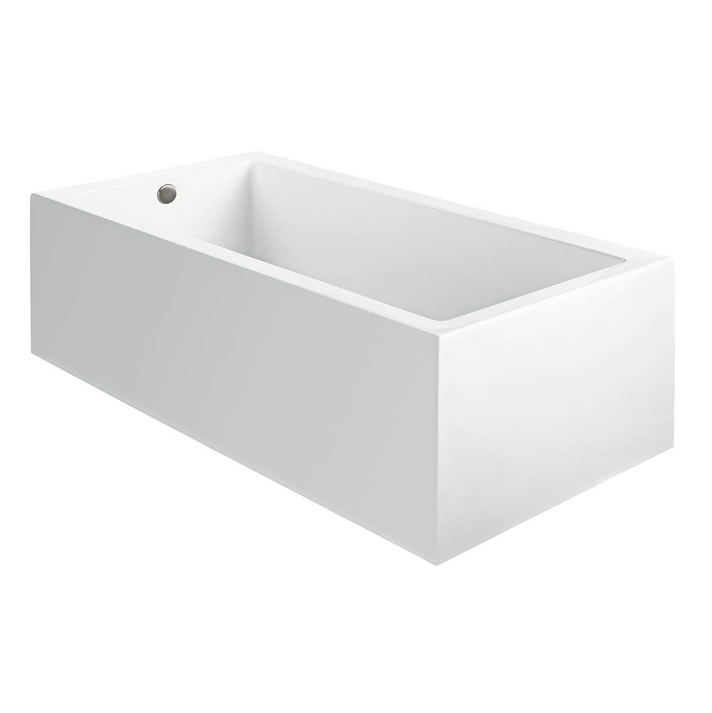 MTI Baths Three Wall Alcove Air Bathtubs item AST105ASCULPT1