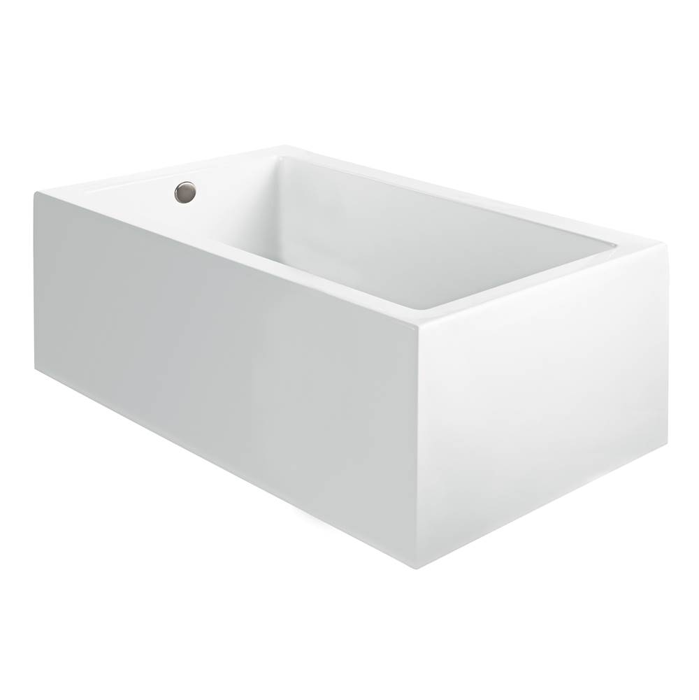 MTI Baths Three Wall Alcove Soaking Tubs item S114ASCULPT3