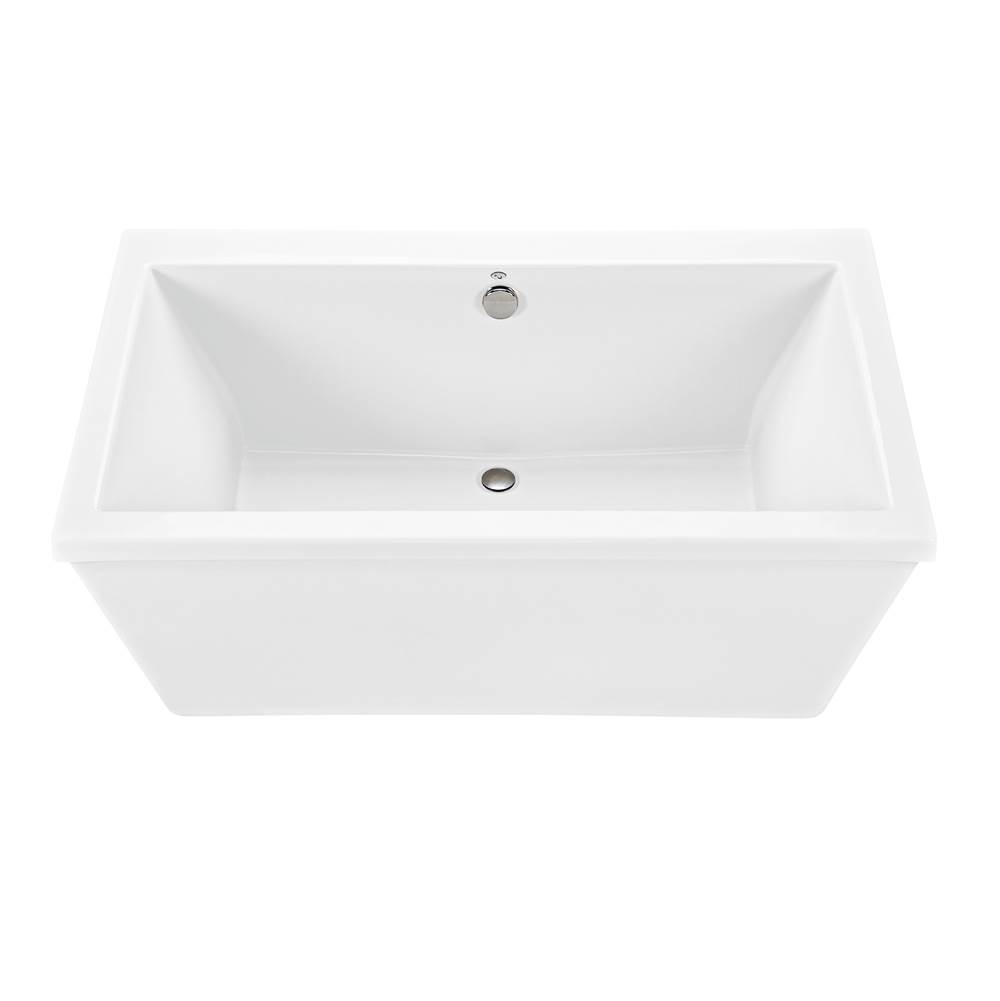 MTI Baths Free Standing Soaking Tubs item S120-WH