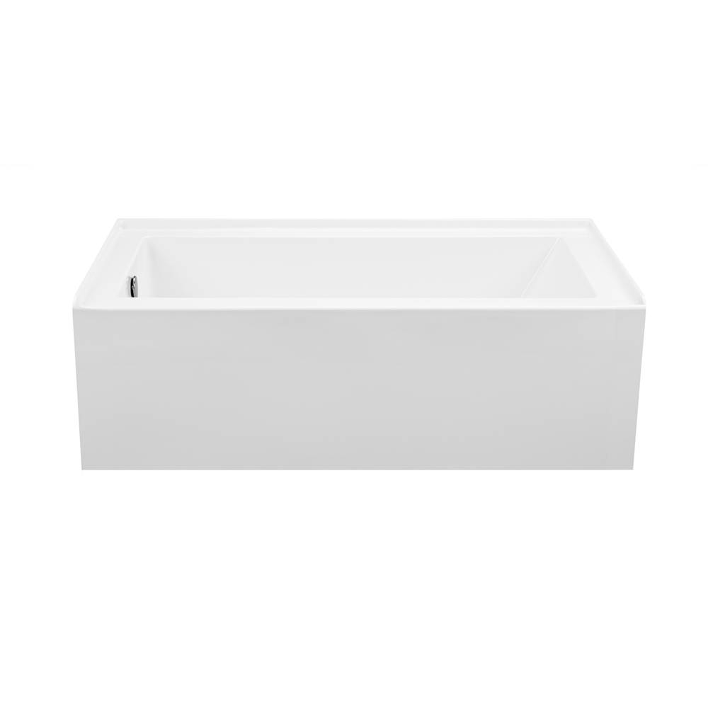 MTI Baths Three Wall Alcove Air Whirlpool Combo item AW152-AL-LH