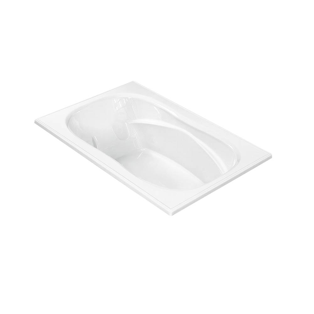MTI Baths Drop In Air Whirlpool Combo item AW21-WH