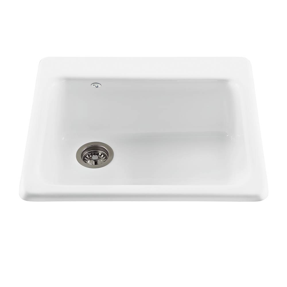 MTI Baths Drop In Kitchen Sinks item MBKS40-COL