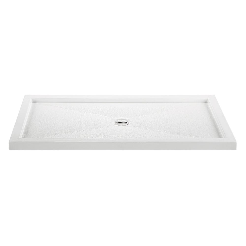 MTI Baths  Shower Bases item SB6032MTCD-WH