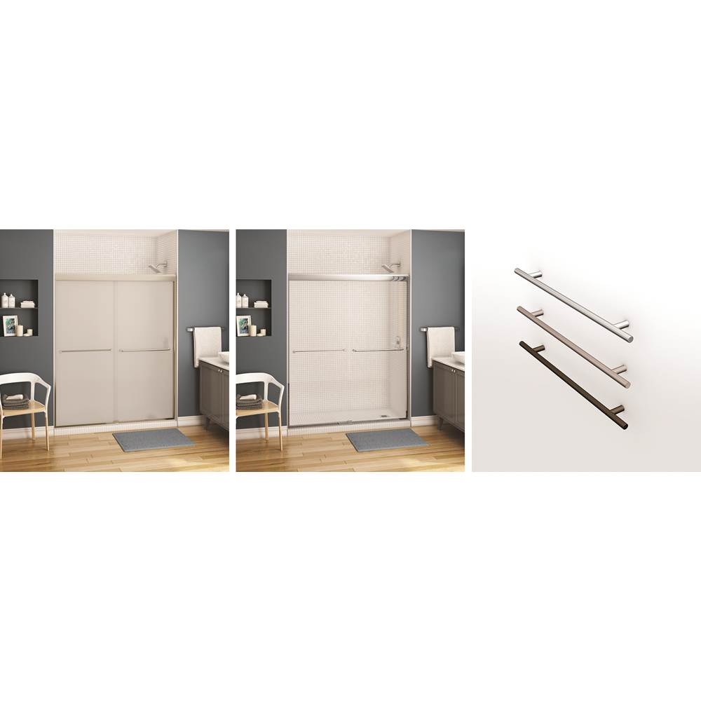 Maax Alcove Shower Doors item 134565-989-305