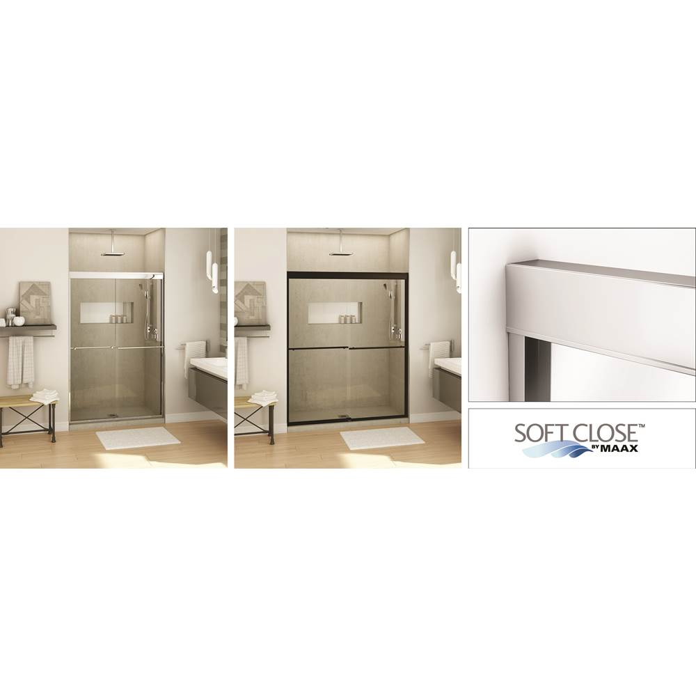 Maax Alcove Shower Doors item 134662-981-305