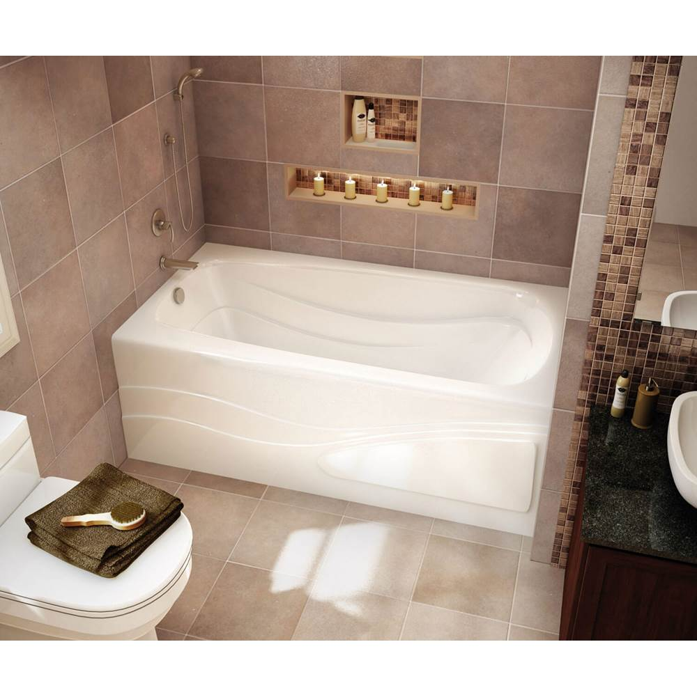 Maax Three Wall Alcove Air Bathtubs item 102205-R-103-001