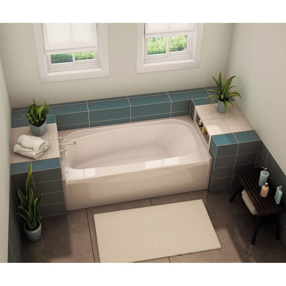 Maax Three Wall Alcove Whirlpool Bathtubs item 145008-R-003-006