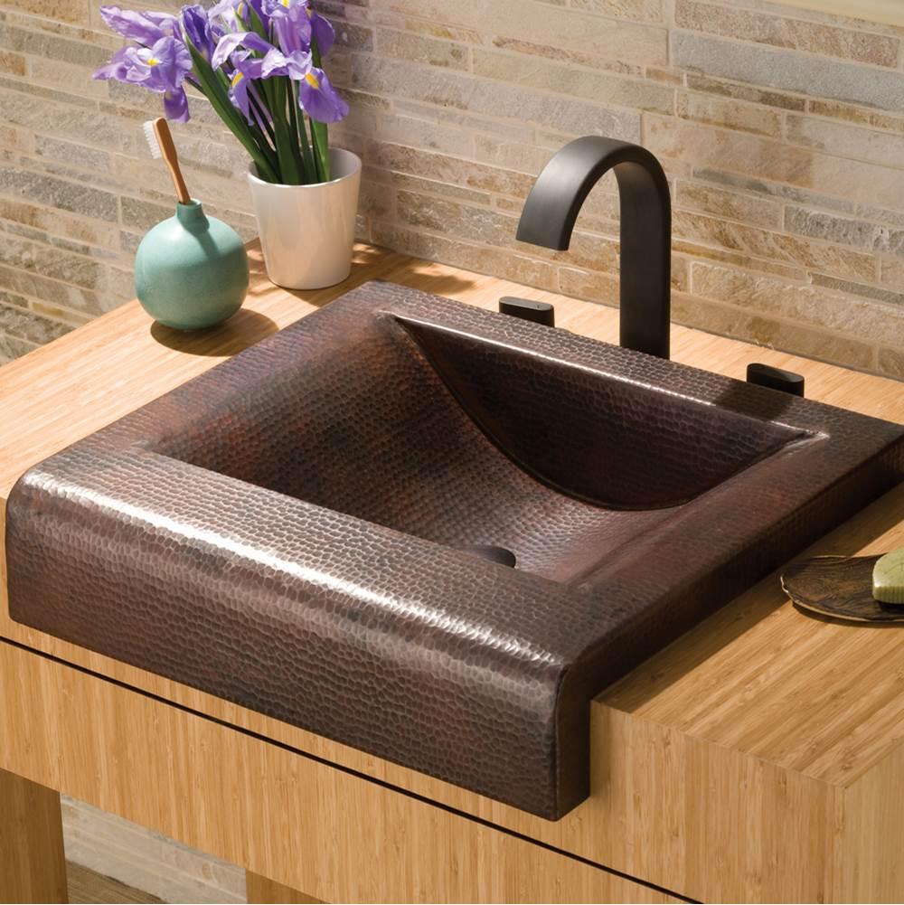 Native Trails Drop In Bathroom Sinks item CPS241