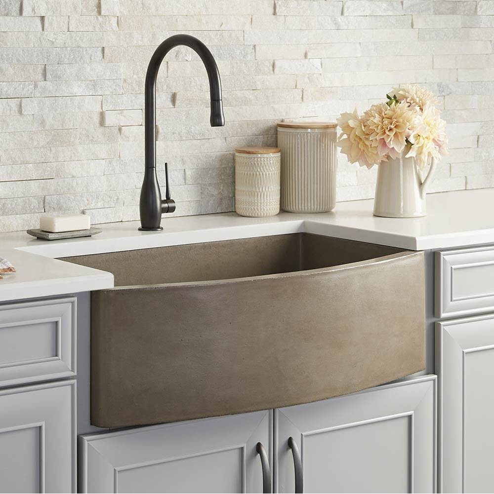 Native Trails Farmhouse Kitchen Sinks item NSKQ3320-E