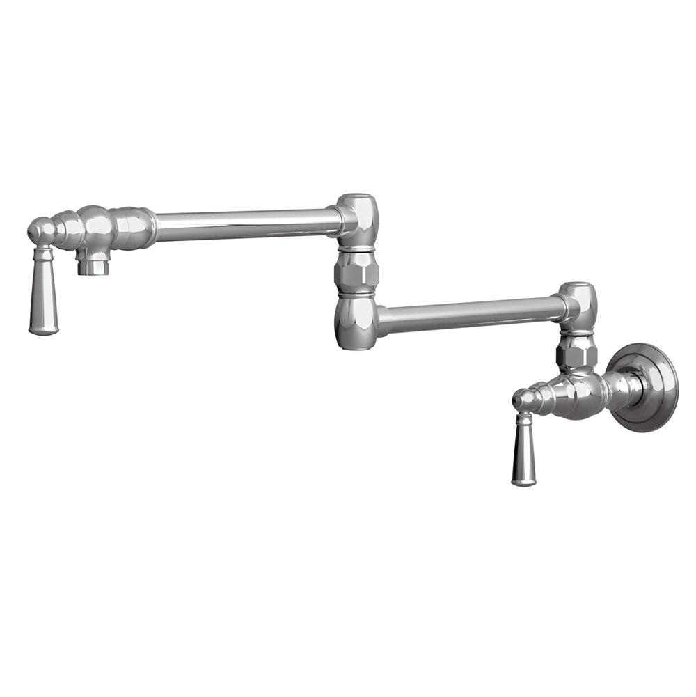 Newport Brass Wall Mount Pot Filler Faucets item 2470-5503/03N