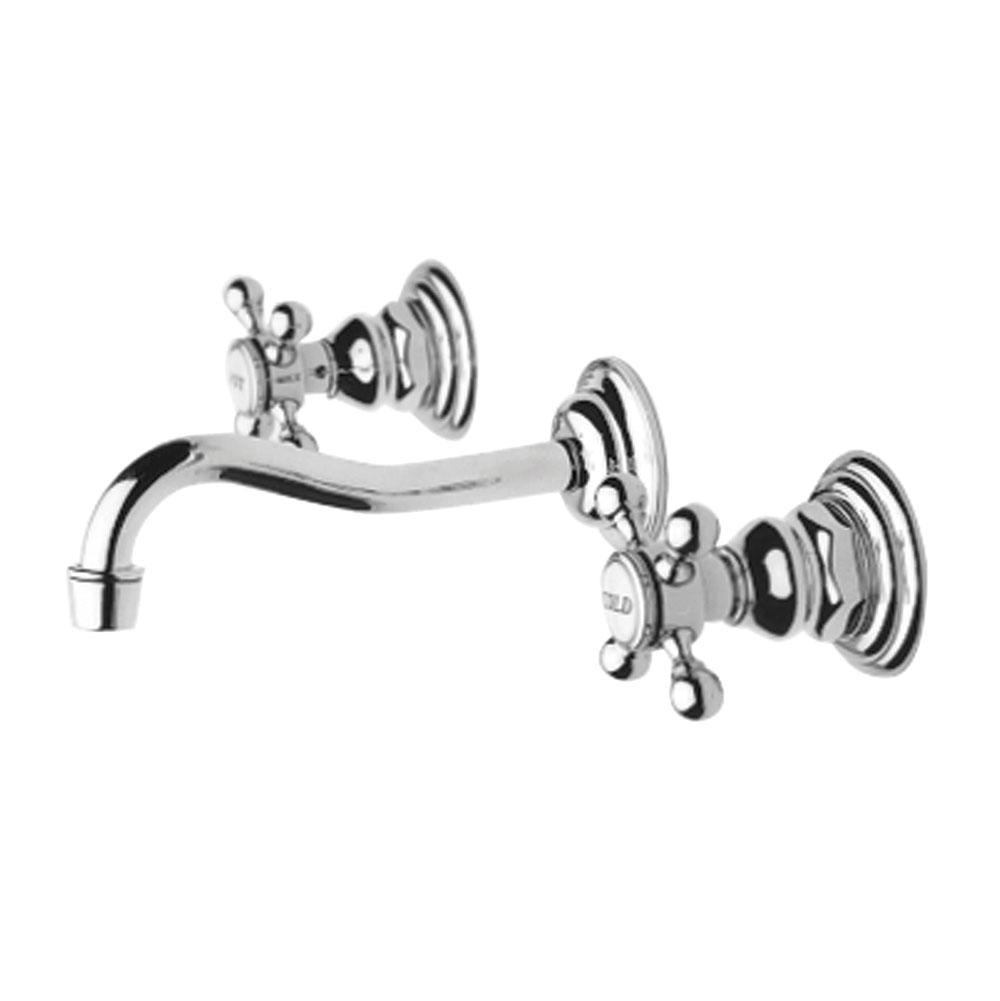 Newport Brass Wall Mounted Bathroom Sink Faucets item 3-9301L/06