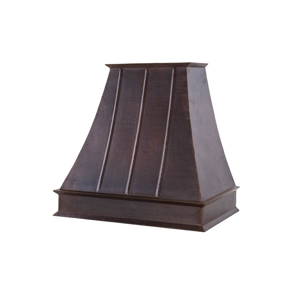 Premier Copper Products Wall Mounted Range Hoods item HV-EURO38-C2036BP-B