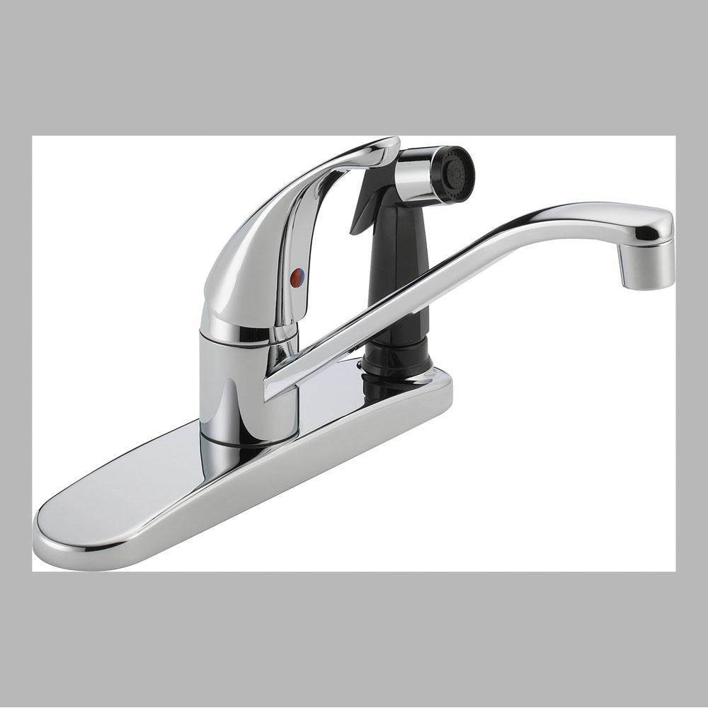 Peerless Deck Mount Kitchen Faucets item P114LF