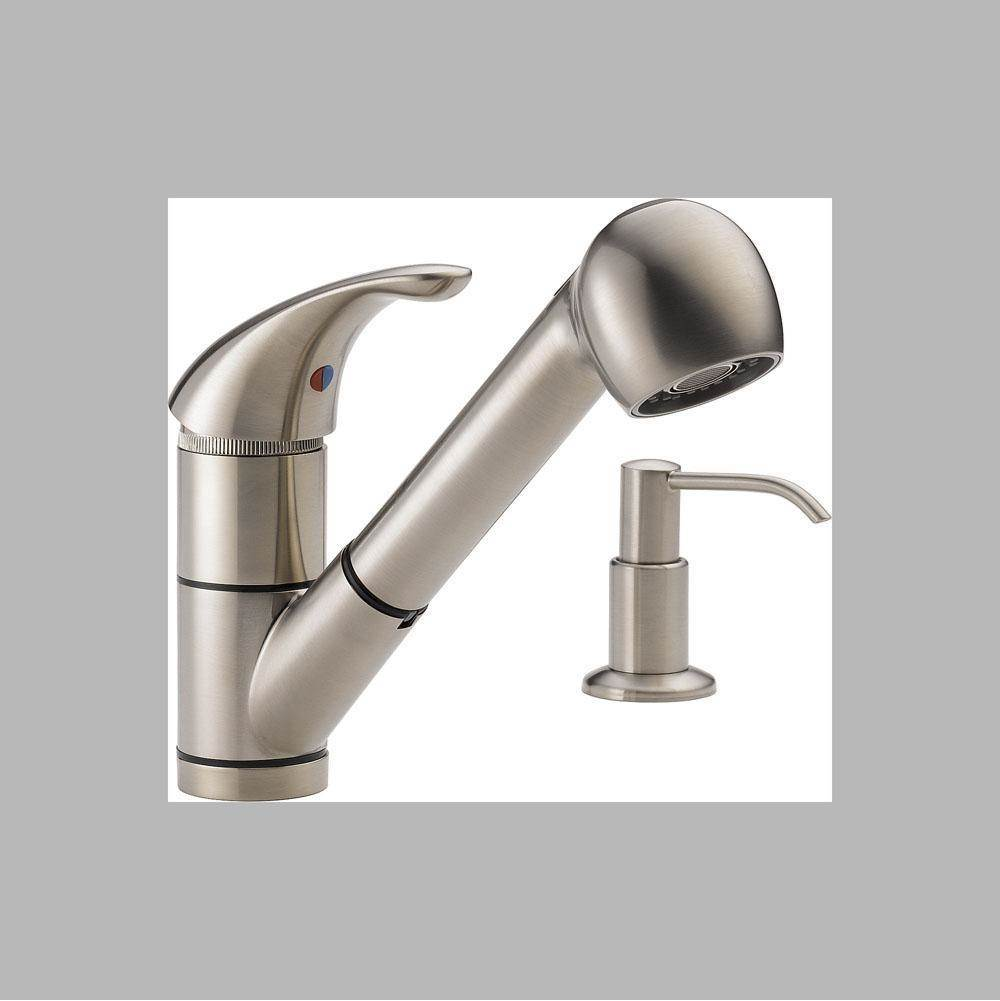 Peerless Kitchen Faucets Choice Pes P18550lf Carr Plumbing Supply