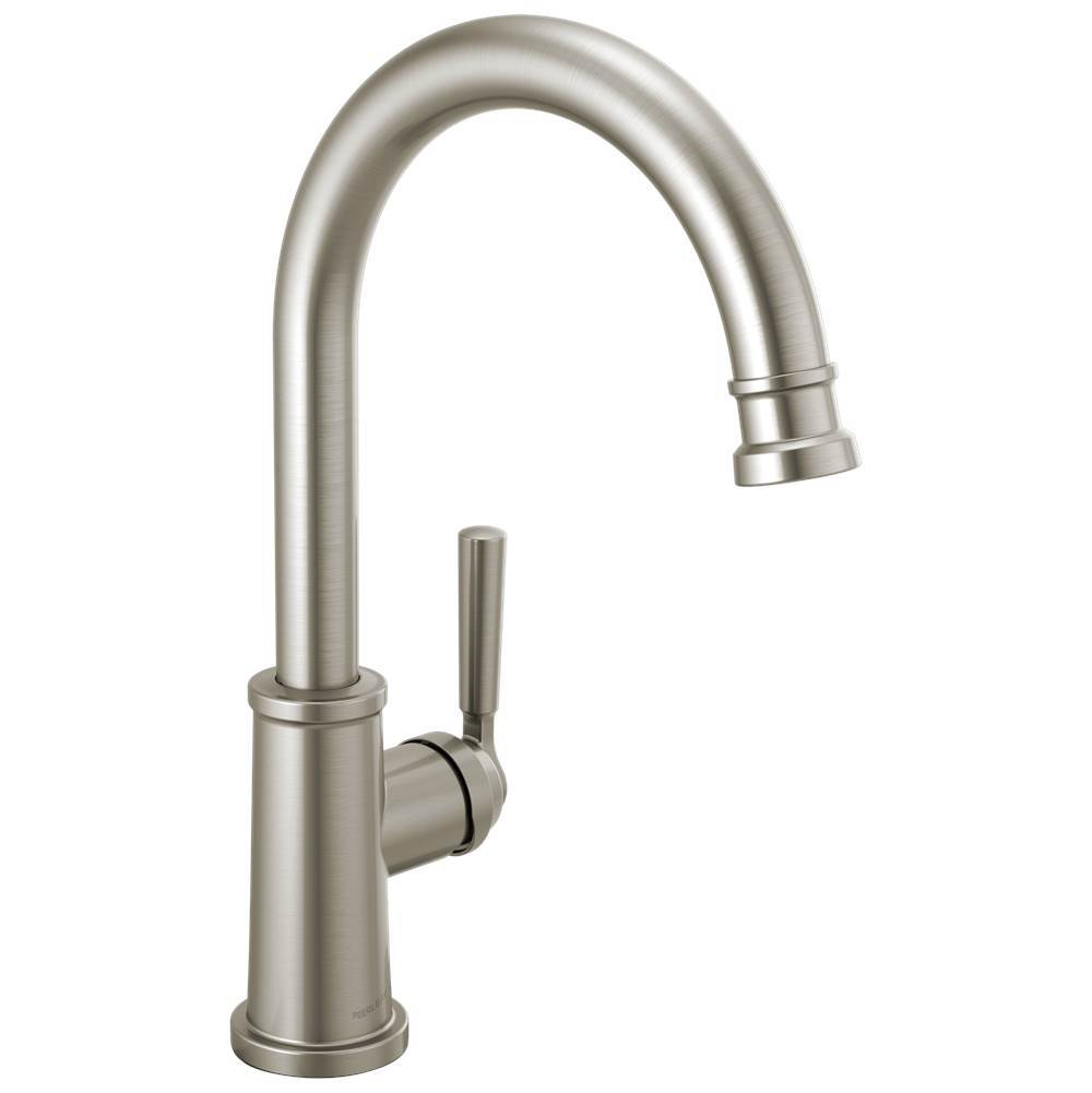 Peerless Deck Mount Kitchen Faucets item P1923LF-SS