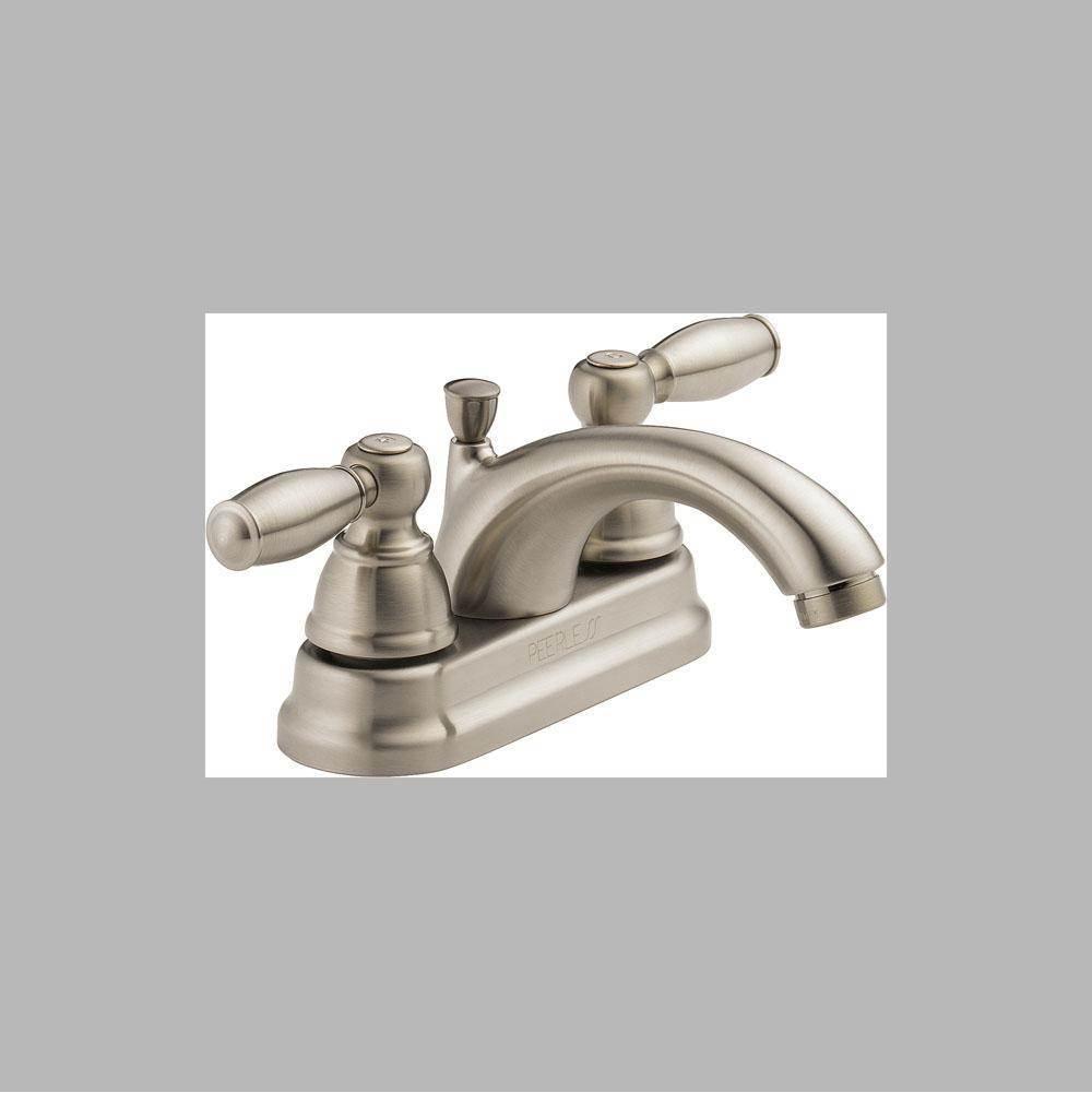 Peerless Centerset Bathroom Sink Faucets item P299675LF-BN