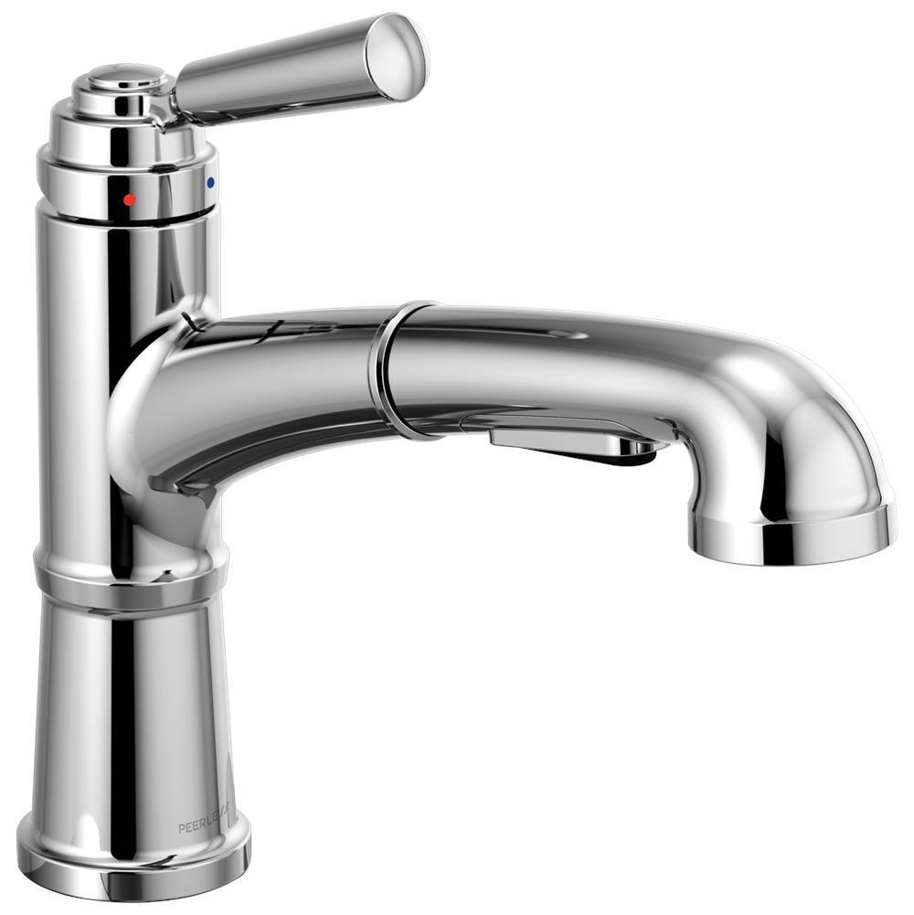 Peerless Pull Out Faucet Kitchen Faucets item P6923LF
