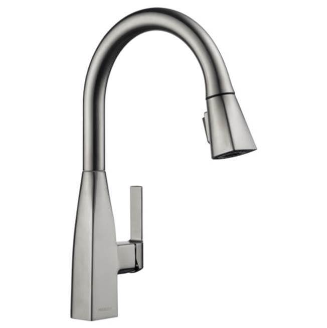Peerless Pull Down Faucet Kitchen Faucets item P7919LF-SS