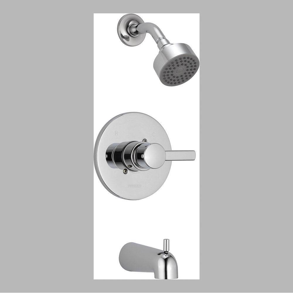 Peerless Showers Tub And Shower Faucets | Carr Plumbing Supply ...