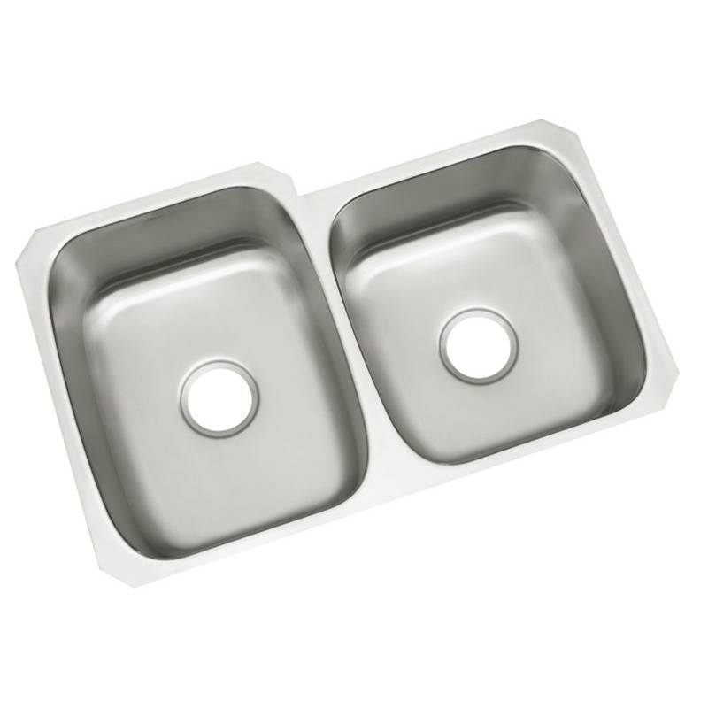 Sterling Plumbing Undermount Kitchen Sinks item 96029-NA