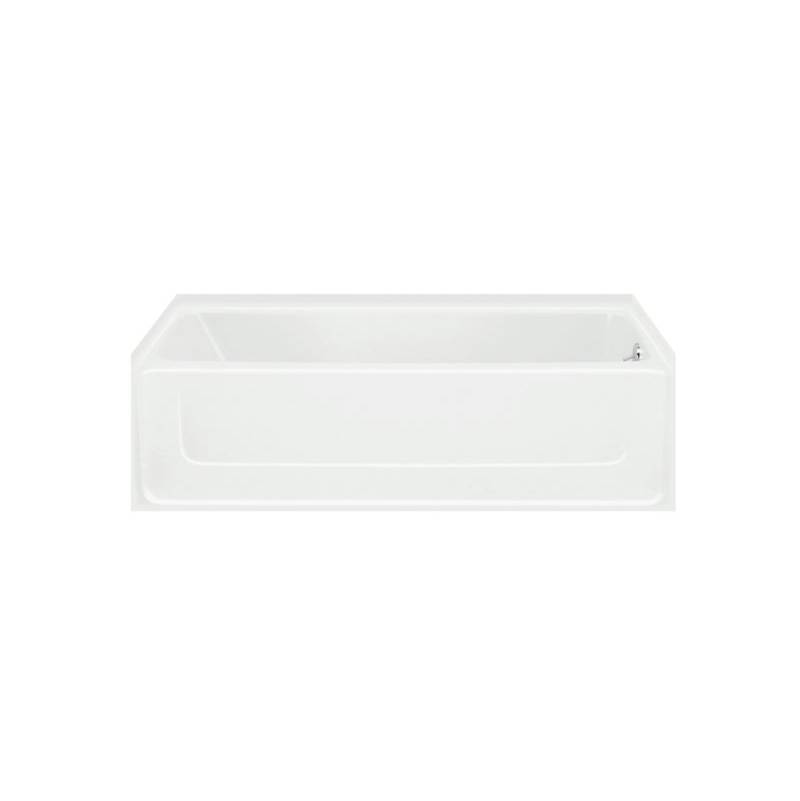 Sterling Plumbing Three Wall Alcove Soaking Tubs item 61041120-0