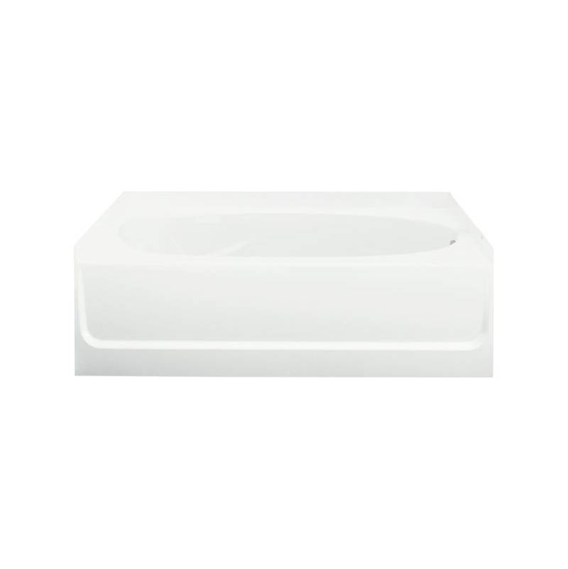Sterling Plumbing Three Wall Alcove Soaking Tubs item 71111320-0