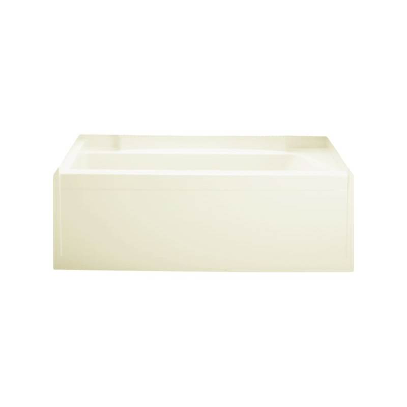 Sterling Plumbing Three Wall Alcove Soaking Tubs item 71151110-96
