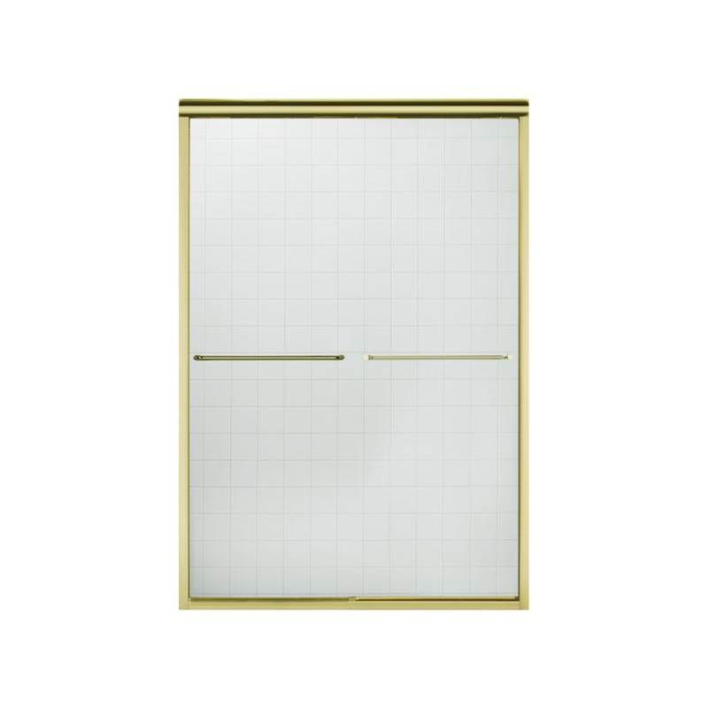 Sterling Plumbing Sliding Shower Doors item 5475-48PB-G05