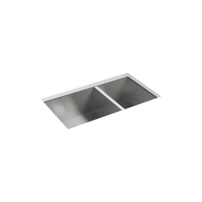 Sterling Plumbing Undermount Kitchen Sinks item 20025-NA