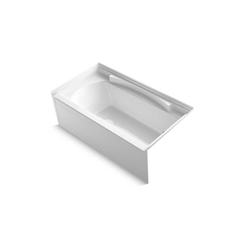 Sterling Plumbing Three Wall Alcove Soaking Tubs item 71151124-0