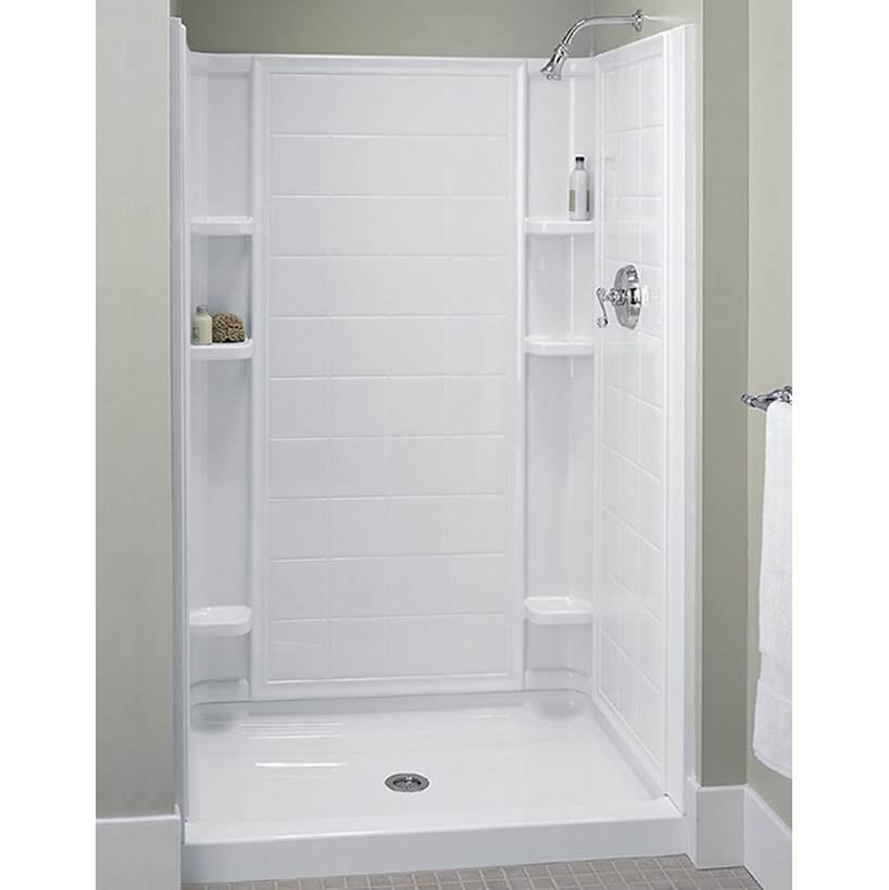 Sterling Plumbing Shower Wall Systems Shower Enclosures item 72103120-96