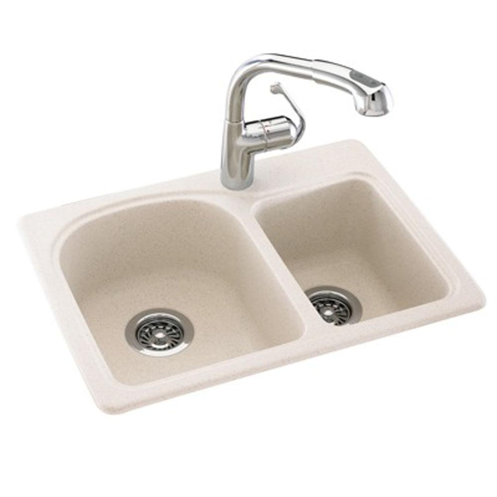 Swan Drop In Kitchen Sinks item KS02518DB.072