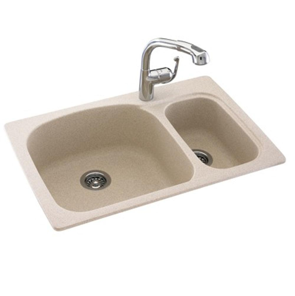 Swan Drop In Kitchen Sinks item KS03322LS.010