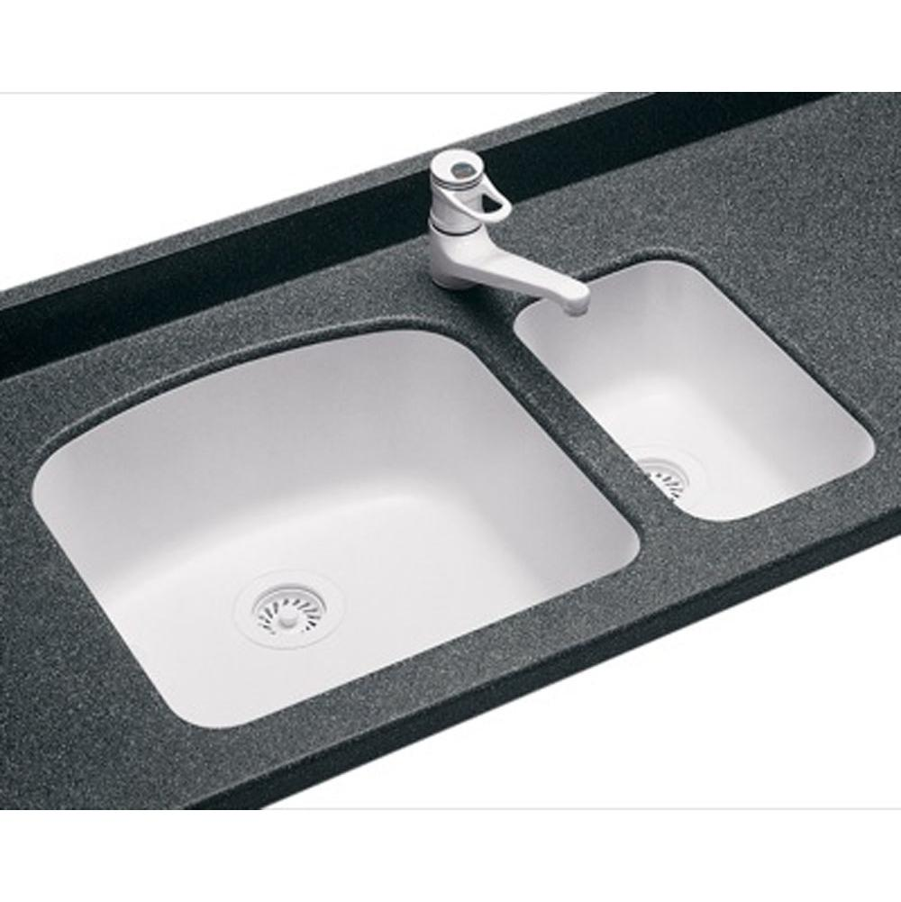 Swan Undermount Kitchen Sinks item US02021SB.042