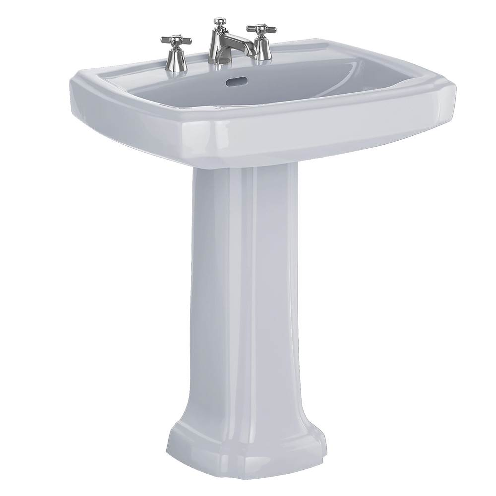Toto Complete Pedestal Bathroom Sinks item LPT970.8#12