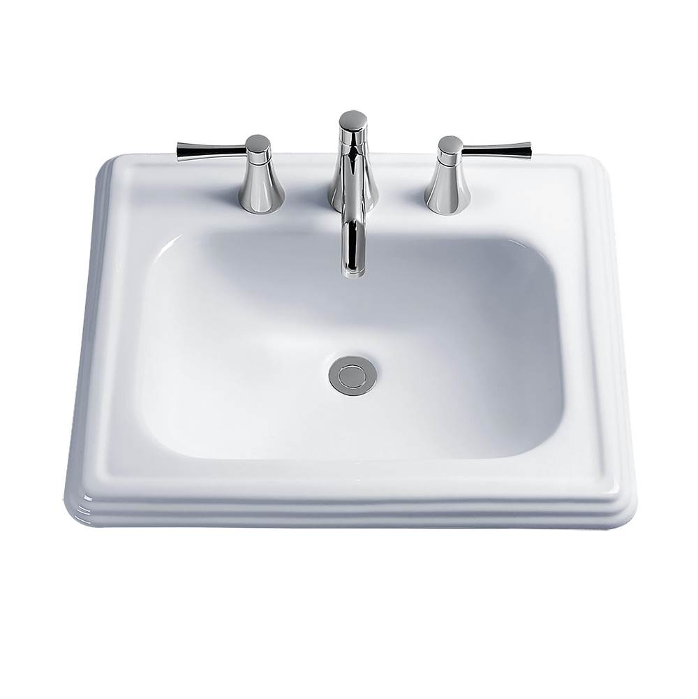 Toto  Bathroom Sink And Faucet Combos item LT531.8#01