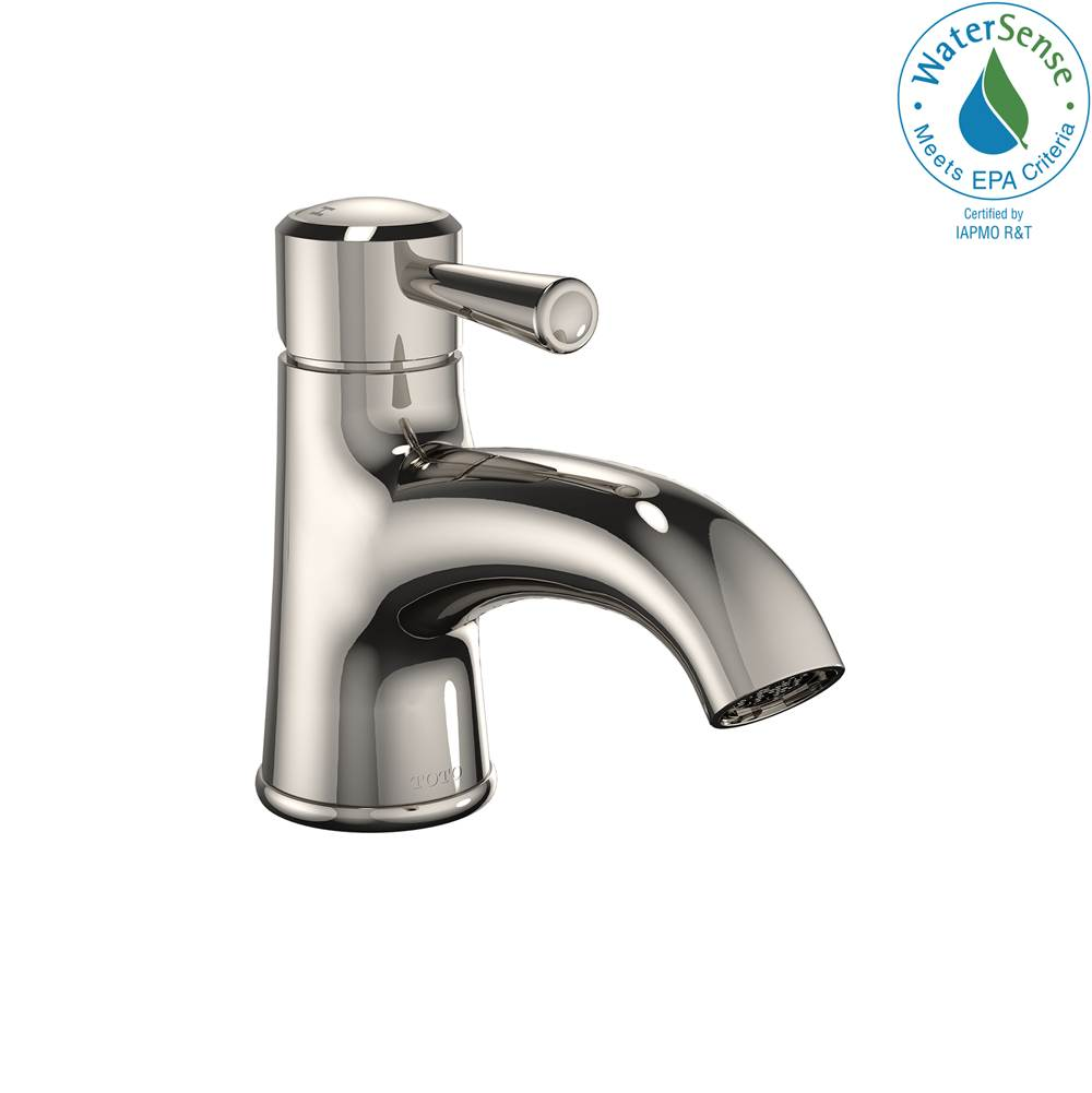 Toto Single Hole Bathroom Sink Faucets item TL210SD#PN